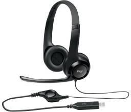 Headset Usb Com Microfone - H390 - Logitech
