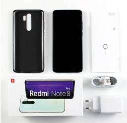 Redmi Note 8 Pró 128GB Novo Com Garantia