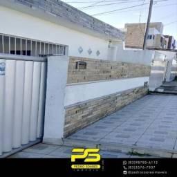 Casa com 4 dormitórios à venda por R$ 360.000 - Mangabeira - João Pessoa/PB