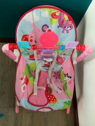 Cadeira de descanso p bebê