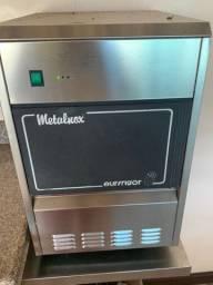 Máquina gelo metalnox