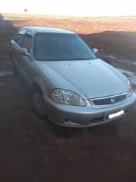 Honda Civic LXS automático 2000 1.6