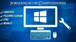 Formatação Windows (50 reais)