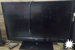 TV 42 Retirada de peças