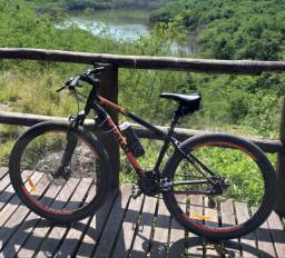 Montain Bike Caloi Vulcan aro 29
