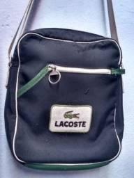 Bolsa original da Lacoste