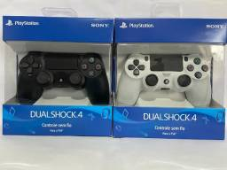 Controles PS4 Dualshock 4 Original - Novos e lacrados