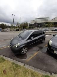 Honda Fit LX 2008 Cinza Escuro PRA SAIR HOJE!