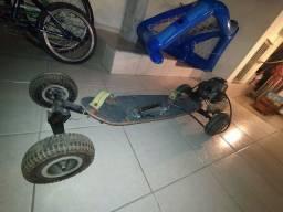 Skate a gasolina