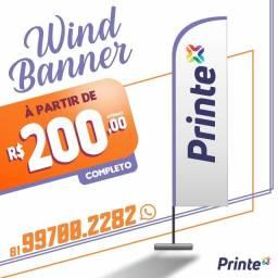Wind Banner (Big Flag) / Flag Ball