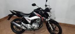 Honda Cg 160 Titan Ex 2016 Preta