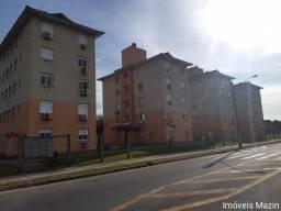 Apartamento Restinga, 2 dorm / 1 vaga coberta