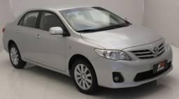 Toyota Corolla Altis Prata 2012 !
