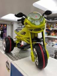 Moto Elétrica GT 6v Citrus Bandeirante