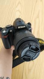 Câmera máquina fotográfica Nikon 3000