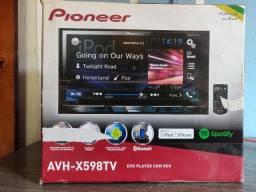 DVD PLAYER PIONEER AVH-X598TV