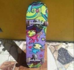 Skate feminino infantil