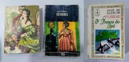 Livros de Clássicos da Literatura Brasileira: