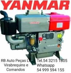 Virabrequim yanmar fone 54 32151805