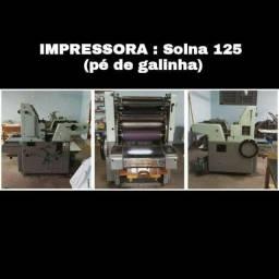 Impressora Solna 125