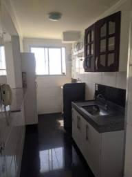 Apto locação, 2 dorm, 46,m², cozinha americana c/ armários, condo e IPTU incluso - Suísse