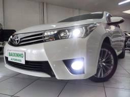 Corolla unico dono altis 30 mil km 2016