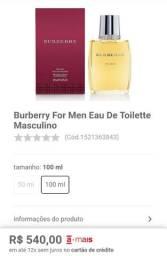 Perfume Burberry 100ml