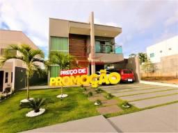 Casa 100% Mobiliada na ponta Negra //no Condomínio Reserva do Parque