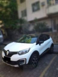 Renault Captur 2018 1.6 único dono