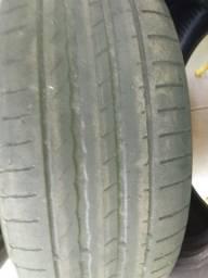 Vendo pneus seminovos aro 17