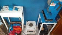 Máquina de fazer chinelos