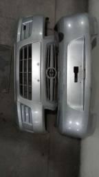 Parachoques originais Prisma 2011
