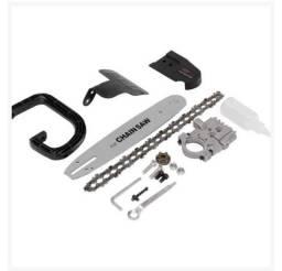 Suporte Motosserra P/ Esmerilhadeira com Sabre 30cm SA Tools<br><br>
