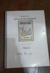 Livro Reinações de Narizinho Monteiro Lobato