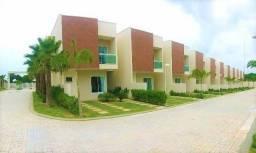Casa com 3 dormitórios, 111 m² - aluguel por R$ 1.600,00/mês - Lagoinha - Eusébio/CE
