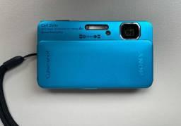Câmera a prova dágua Sony dsc-tx10