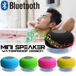 Caixinha de som portátil bluetooth a prova dágua speaker bluetooth caixa de som