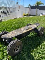 Skate elétrico off road 800W