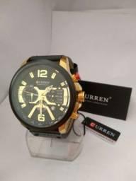 Relógios Curren Originais Luxo. (Entrega grátis)