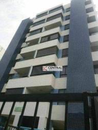 Apartamento com 3 dormitórios para alugar, 84 m² por R$ 2.400,00/mês - Costa Azul - Salvad