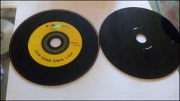 cd virgem -midia preta -pra gravar play 1
