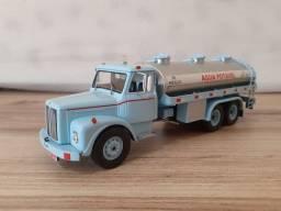 Caminhão Miniatura Scania SL110 metal 1:43