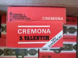 Vendo Cremona Colonial Tipo Exportação São Valentim NOVA na embalagem original