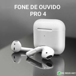 Fone de ouvido pro 4