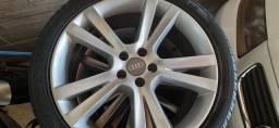 "Jg. RODA 18"" com pneus Pirelli 225/40 - 18"