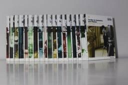 Coleção Folha Charles Chaplin 17 DVDs