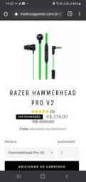 Fone fazer Hammerhead pro v2