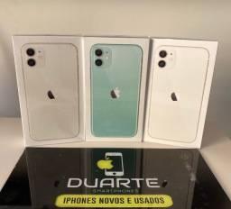 iPhone 11 64 GB WHITE, 1 Ano de Garantia Apple
