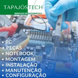 Técnico Notebook e Computador