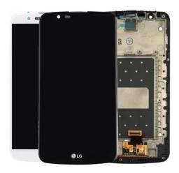 Tela Display Lcd Frontal LG K10 K430tv C/aro S/escrita Flex
